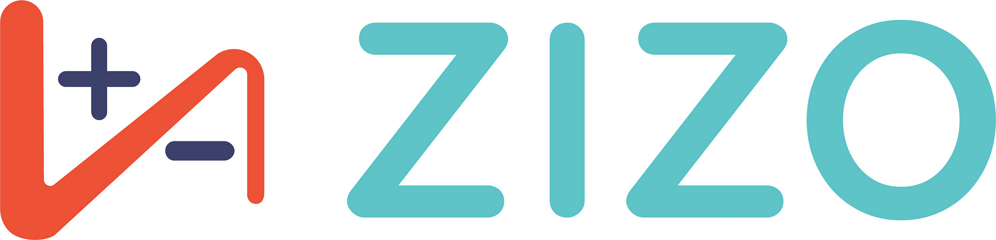 Horizontal ZiZo Logo