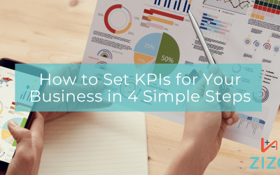 How to Set KPIs for Your Business in 4 Simple Steps