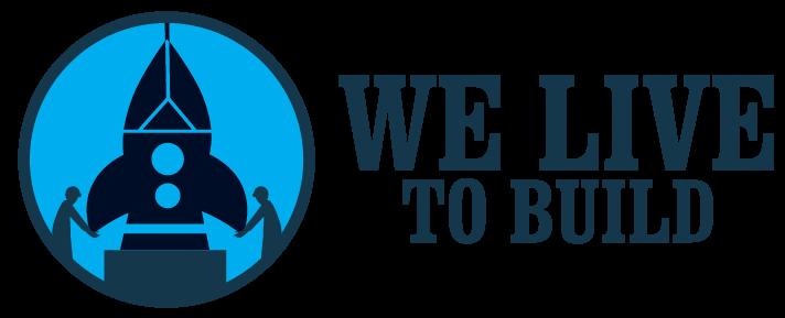 We-Live-To-Build-Logo
